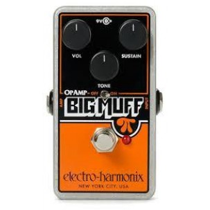 EHX Op-Amp Big Muff Pi Distortion/Sustainer