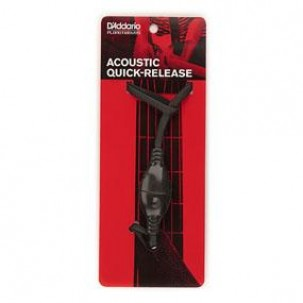 D'Addario Acoustic Quick Release System