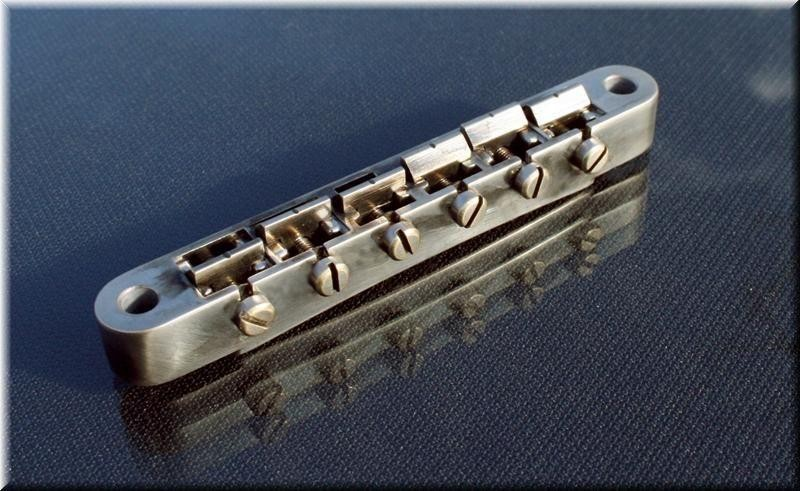 Faber ABR bridge ABRM-59NA, Nickel plated, nickel plated