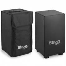 Stagg CAJ-40S BK Small Cajon