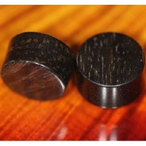 Crazyparts Ebony Barrel Knob