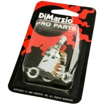 Dimarzio push-pull pot 250k, audio taper EP1200PP
