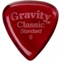 Gravity GCLS6M Classic Standard 6mm Master Red