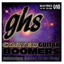 GHS Coated Boomers 010 CB-GBL