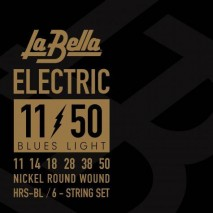 Labella HRS-BL Electric Guitar - Blues Light 11-50