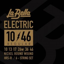 Labella HRS-R Electric Guitar - Regular 10-46