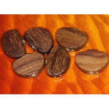 Crazyparts Rosewood Tunerbuttons for Grover Tuners