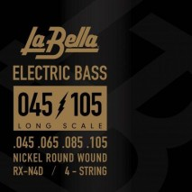 Labella RX-N4D Rx Nickel 45-105
