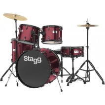 Stagg TIM122B WR Drum kit set