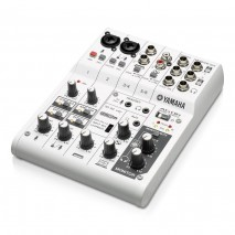 Yamaha AG-06 Multipurpose 6-channel mixer with USB audio interface