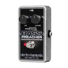 EHX Bass Preacher