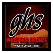 GHS PHOSPHOR BRONZE 6-STRING S315 11-50