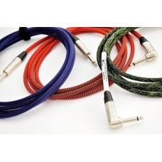 Kohlman Guitar and Bass cable - orange-4.5m