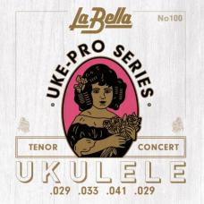 Labella 100 Uke-Pro, Concert/Tenor