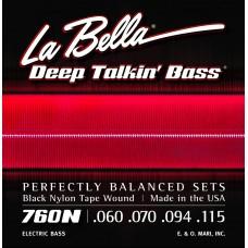 Labella 760N Black Nylon Tape – 60-115
