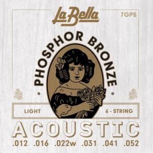 Labella 7GPS Phosphor Bronze - Light 12-52