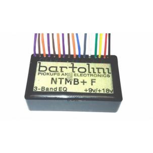 Bartolini NTMB GF3 band  preamp only