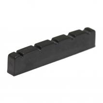 Graphtech PT-1400-00 : Black TUSQ XL Slotted Bass 5 String