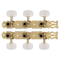 Gotoh 35G420 Classical Guitar Tuners - Gold