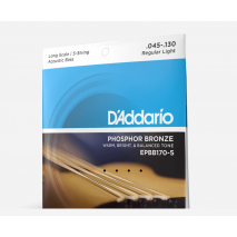 D'Addario EPBB170 45-100 Light / Long Scale Set