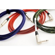 Kohlman Guitar and Bass cable - orange