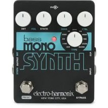 EHX Bass Mono Synth