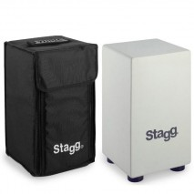 Stagg CAJ-40S WH Small Cajon