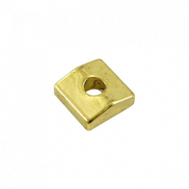 WDMusic Clamping Block For WD FGR1 & GHL1 Locking Nuts Gold