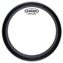 Evans EMAD Bass Drum Batter Clear 20""