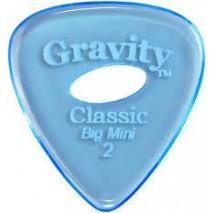 Gravity GCLB2PE Classic Big Mini 2.0mm Polished with Elipse Blue