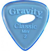 Gravity GCLM2PE Classic Mini 2.0mm Polished with Elipse Blue