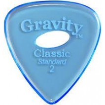 Gravity GCLS2PE Classic Standard 2.0mm Polished with Elipse Blue
