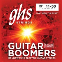 GHS Boomers 6-string 11-50