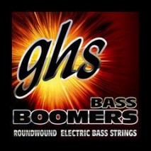 "GHS 4-STRING BASS BOOMERS ML3045X extra long scale 38"" winding"