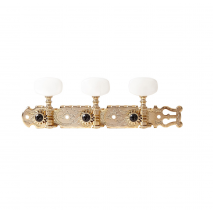 Gotoh 35G450 Classical Guitar Tuners - Gold