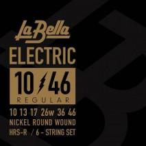 Labella HRS-R Electric Guitar - Regular 10-46