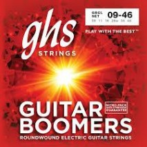 GHS Boomers 6-string 9-46