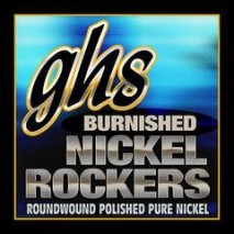 GHS BURNISHED NICKEL ROCKERS™ BNR-XL 010-046