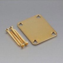 Gotoh neck plate gold