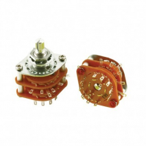 WD 4 Pole Rotary Switch 5 Position