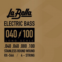Labella RX-S4A Rx Stainless , 40-60-80-100 Short scale