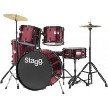 Stagg TIM122B WR Drum kit set