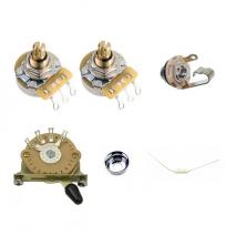 Prewired standard telecaster config