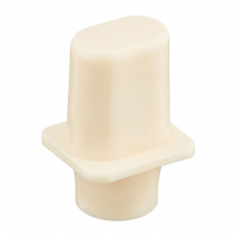 Japan Tele switch knob tophat cream Inch size