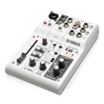 Yamaha AG03 Multi-purpose 3-channel mixer/USB audio interface